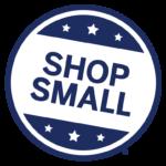 Logo Shop Small