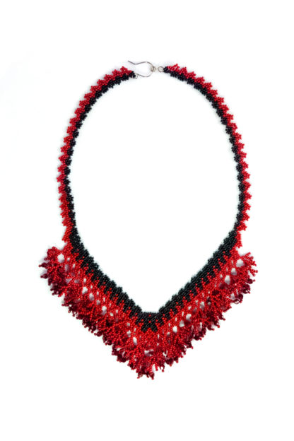 Mina Necklace | Blood-Drenched Lace Collection by ChrisCrafting BDLNMIN